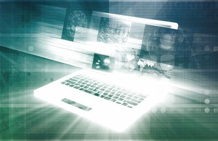 Développement de logiciels pour programmes informatiques telles que données Banque d'images