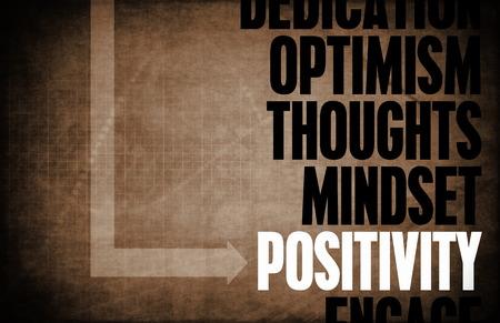 positivity: Positivity Core Principles as a Concept Abstract