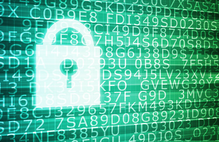 decryption: Technology Security with Internet Digital Signature as Art