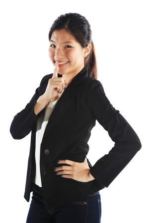 taboo: Business Success Secrets or Taboo Subject Asian Woman