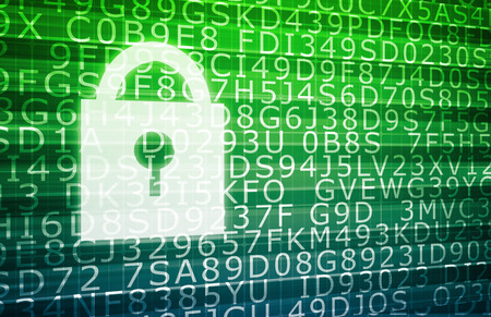 cyber warfare: Security System for Database and Private Data