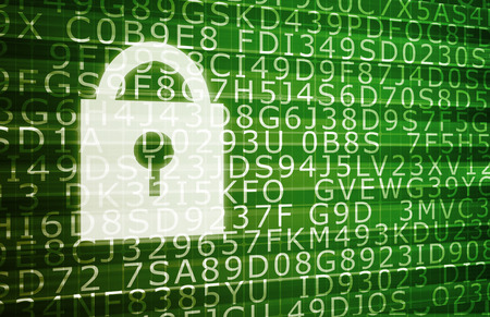 computer security: Security Threat on a Network with Moving Data