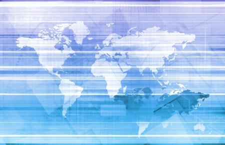 La science médicale moderne technologie comme un art Banque d'images - 32988350