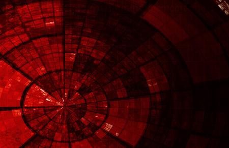 Artificial Intelligence AI Neural Network Logic Art photo