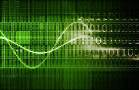 스퀘어 디지털 아트 블록과 두뇌 컴퓨터 인터페이스