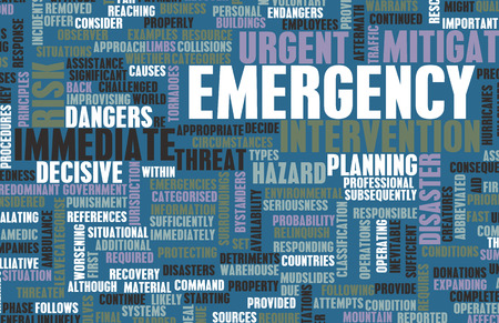 disaster recovery: Emergency Planning and Disaster Response as Concept