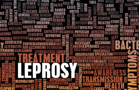 lepra: Lepra Tratamiento e Investigación como un concepto