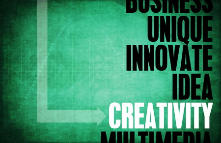 Creativity Core Principles as a Concept Abstract photo