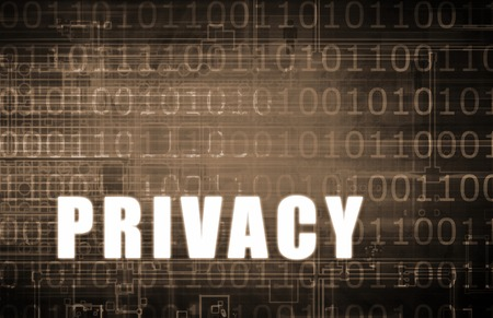 online privacy: Privacy on a Digital Binary Warning Abstract