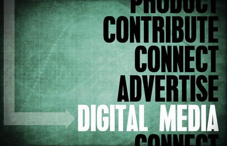 principles: Digital Media Core Principles as a Concept