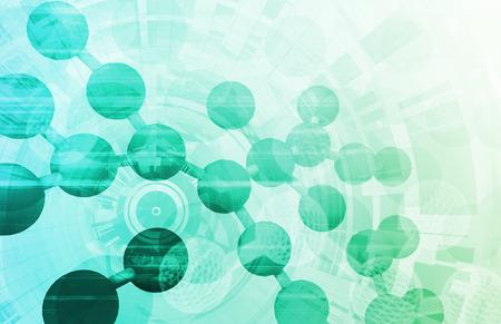 Science Research als Konzept für Präsentation