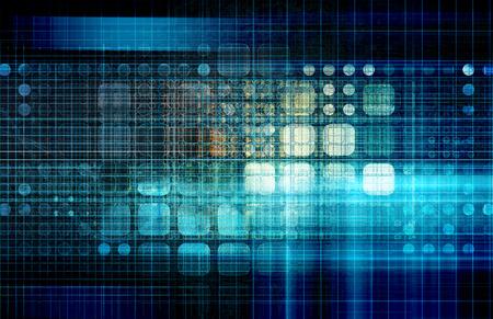 Database Network Service-Management-Lösungen, wie Kunst Lizenzfreie Bilder - 37096732