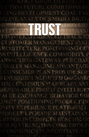 trusting: Trust in Business as Motivation in Stone Wall
