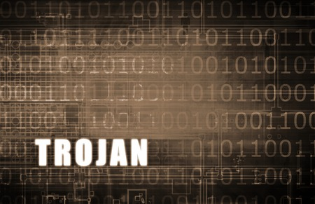 trojan horse: Trojan Horse Attack on a Digital Binary Warning Abstract