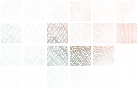 tcp ip: Binary Stream of Information Technology Communication Art