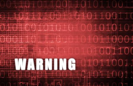 detection: Warning on a Digital Binary Warning Abstract