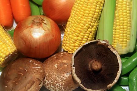 grown: Fresh Vegetables Healthy Grown Organic in Style
