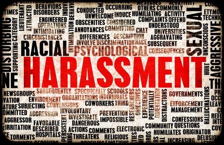 sexuel: Le harcèlement sous toutes ses formes et types