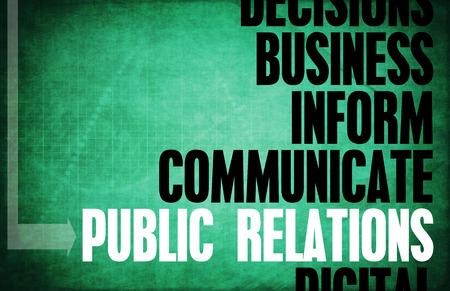 pr: Public Relations Core Principles as a Concept Abstract
