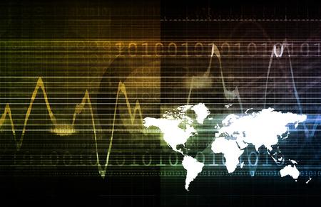 Global Technology Solutions als Entwicklungszentrum Lizenzfreie Bilder