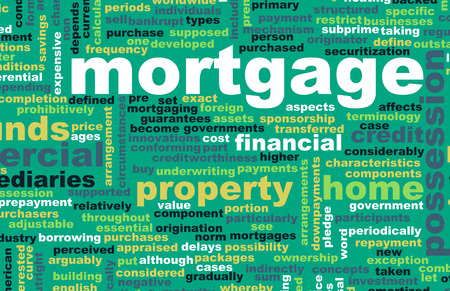 refinance: Mortgage Financial Home Loan as a Concept