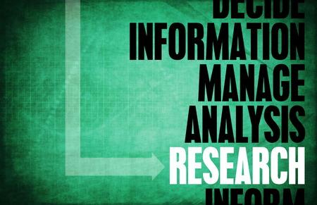 principles: Research Core Principles as a Concept Abstract Stock Photo