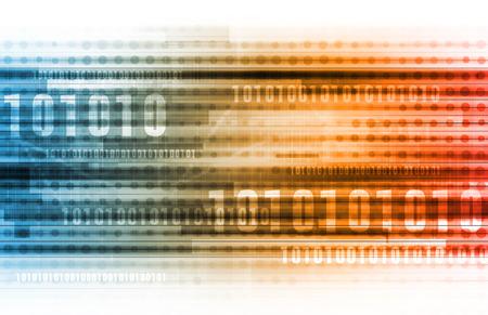 fondo tecnologia: Fondo de la tecnolog�a como un concepto abstracto futurista Foto de archivo