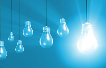 gestion empresarial: Negocio exitoso o Idea como un concepto