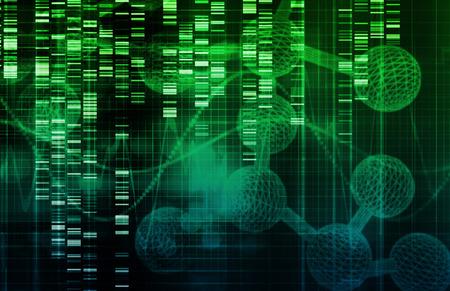 Stem Cell Research et le développement comme arrière-plan Banque d'images - 39760903