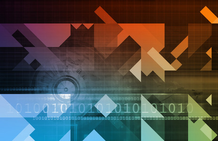 infotech: Modern Science as a Corporate Background Art