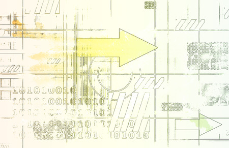 data stream: Data Stream Traffic Concept on the Internet