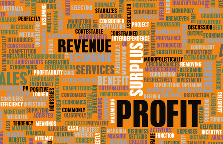 terminology: Profit in a Business and Economic Sense as Art