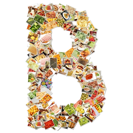 uppercase: Letter B Uppercase Font Shape Alphabet Collage