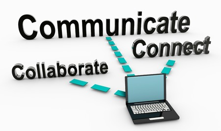 communicate: Communicate and Collaborate as Business Principles