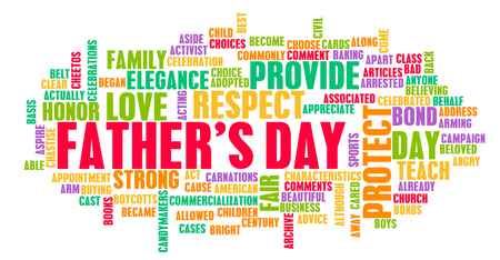 Fathers Day As a Special Day with Words