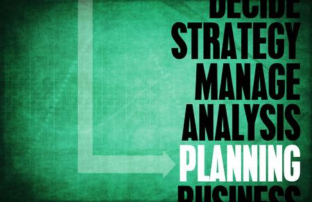 principles: Planning Core Principles as a Concept Abstract Stock Photo