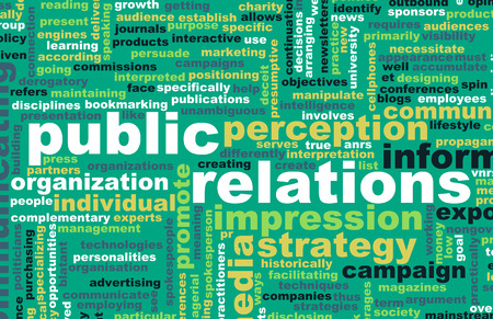 reputation: Public Relations or PR as a Marketing Concept