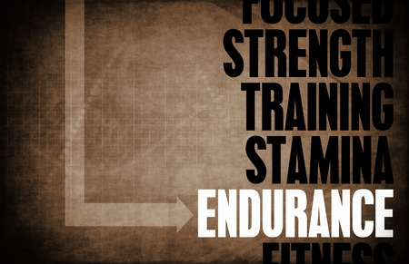 step fitness: Endurance Core Principles as a Concept Abstract