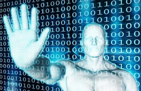 Système de sécurité avec Internet Sécurité de l'analyse antivirus