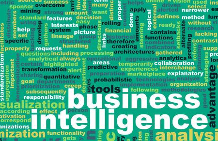 intelligence: Business Intelligence Information Technology Tools as Art