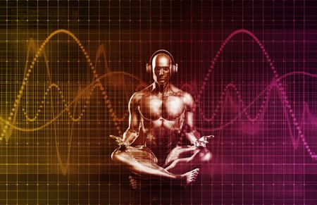 remix: Party Trance Beats Music Concert as a Concept