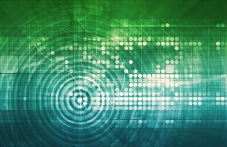 Security System Netzwerk für Online-Webschutz Standard-Bild - 42950425