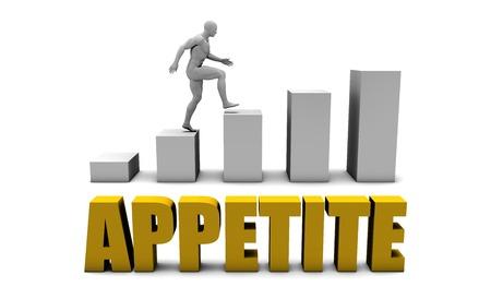 Mejorar el apetito o de procesos de negocio como concepto