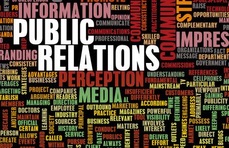 pr: Public Relations or PR as a Marketing Concept