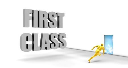 direct: First Class as a Fast Track Direct Express Path