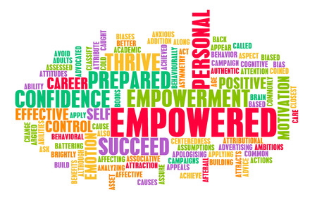 empowered: Empowered or Empowerment of Self as a Concept