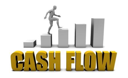 cash flow: Improve Your Cash flow  or Business Process as Concept