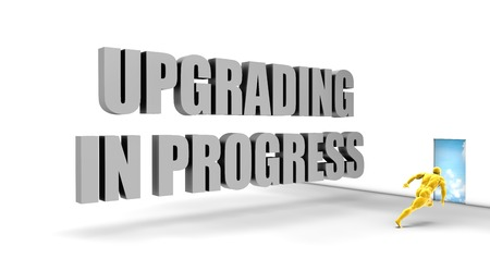 upgrading: Upgrading in Progress as a Fast Track Direct Express Path