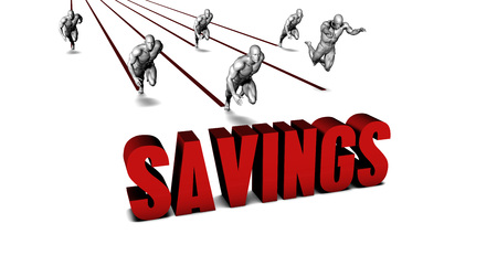 business savings: Better Savings with a Business Team Racing Concept