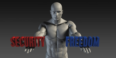 belief: Security or Freedom as a Versus Choice of Different Belief